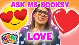 All About LOVE - Valentines Day Special -  Ask Ms Booksy - Cartoons for Kids