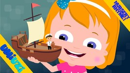 My Bonnie Lies Over The Ocean - Umi Uzi Video For Kids