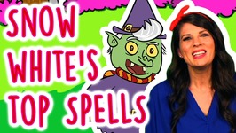 Snow Whites Favorite Magic Spells And Snow White Full Story - Story Time With Ms Booksy