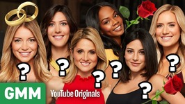 The Bachelor Game - Is She A Lauren or Not?