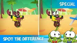 Spot the Difference Ep 11 - Om Nom Stories - Football