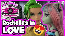 Monster High Doll Series Skull Academy S01 Ep03