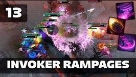 Dota 2 Invoker Rampages Ep. 13