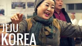Jeju, South Korea - Haenyeo Women Divers of Jeju Island