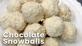 Chocolate Snowballs - Christmas Special