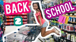 Back To School Shopping 2018