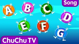 ABC Songs for Children - ABCD Song in Alphabet Water Park - Phonics Songs and Nursery Rhymes