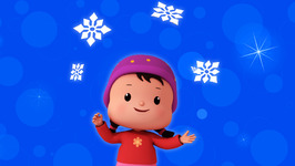 Ten Little Snowflakes- Winter Song for Kids