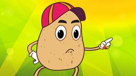 One Potato Two Potato - Children's Popular Nursery Rhymes