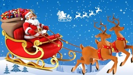 The History Of Santa Clauss Reindeer - How Do Santas Reindeer Fly - Christmas Facts