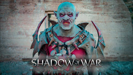 Shadow of War - ORC in REAL LIFE
