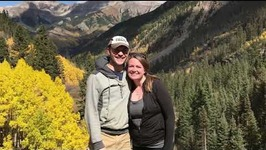 Man Films Time-Lapse at the Rocky Mountains and Surprises Partner By Proposing