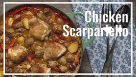 Chicken Scarpariello -Axe Night Suppers