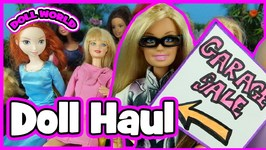 Barbie Doll Garage Sale Huge Haul