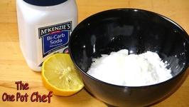 Quick Tips - Deodorising Your Fridge