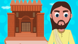 Episode-18-Jesus Clears the Temple  Bible Stories for Kids