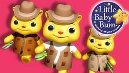 Little Baby Bum - Three Little Kitten - Nursery Rhymes for Babies - Songs for Kids
