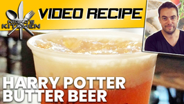 How To Make Harry Potter Butter Beer