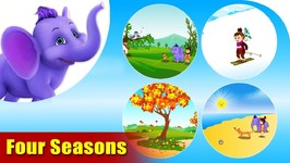 Four Seasons - Learning Songs For Kids