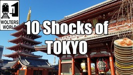 Visit Tokyo - 10 Things That Will SHOCK You About Tokyo, Japan