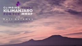 CureTalks Webinar: Climbing Mount Kilimanjaro for the MMRF with Myeloma Patient Advocate Matt Goldman