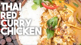 Super Easy To Make Thai Red Curry Chicken