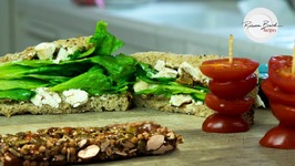 Deconstructed Chicken Salad Sandwich Healthy Back To School Lunch Idea Fast
