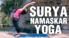 How To Do Surya Namaskar Poses - Step By Step For Beginners