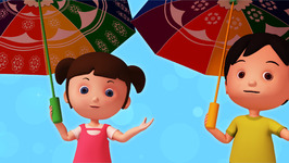 Rain Rain Go Away - Popular Children's Nursery Rhymes