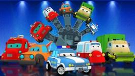 Road Rangers - Finger Family - Cars Finger Family - Finger Family Song for Kids