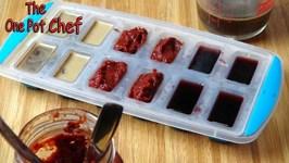 Quick Tips - Saving Left Over Liquid Ingredients