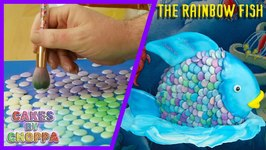 Rainbow Fish Cake / Alonzo Lerone Call Out Challenge