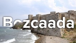 Exploring Bozcaada Island in Turkey
