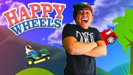 Impossible Level Completed 100 Percent - Happy Wheels