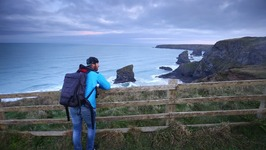 A Day of Landscape Photography in Cornwall - Bedruthan Steps, St. Nectans Glen and Lands End