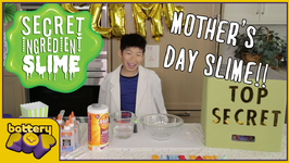 DIY Mothers Day Slime
