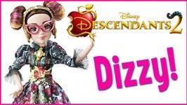 Descendants 2 Dizzy Doll Review
