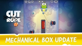 Cut the Rope - Mechanical Box Update