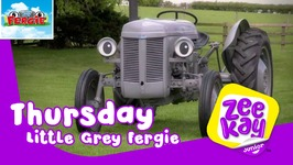 Thursday With Fergie - Little Grey Fergie