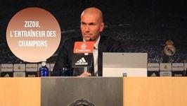 Zidane : un bilan de deux ans extrêmement positif