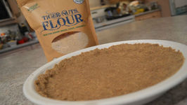How to Bake Gluten Free Tiger Nut Pie Crust