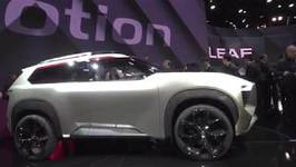 Nissan Xmotion Concept at 2018 NAIAS, Detroit - Press Conference Highlights