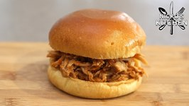 Slow Cooker Crack Pork / Pulled Pork Sliders