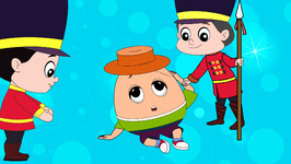 Humpty Dumpty -Popular Children's Nursery Rhymes