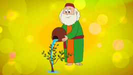 The Mustard Seed - Bible Stories - Parables of Jesus