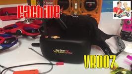 Eachine Vr-007 Pro 5.8G 40Ch Fpv Goggles