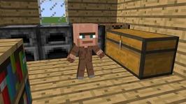 Baby Villager Life - Minecraft Animation