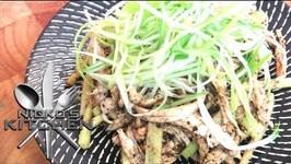 Bang Bang Chicken (Chinese Street Food)