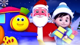 Christmas I Will Be Good - Bob The Train Christmas Songs - Rhymes For Children