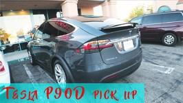 Tesla Gave Me A P90d Model X Vlog